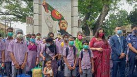 ভারতে পাচার হওয়া ৩৭ জন বাংলাদেশী কিশোর কিশোরী দেশে ফিরলো