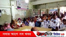 মোংলায় আ'লীগের উদ্যোগে শেখ রাসেল'র জন্মদিন পালন